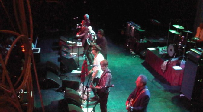 RETURN OF THE KINGS – The Pogues – Washington DC  (March 10 2008)
