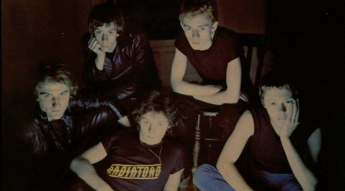 The Radiators From Space: TV Tube Heart (40 anniversary)