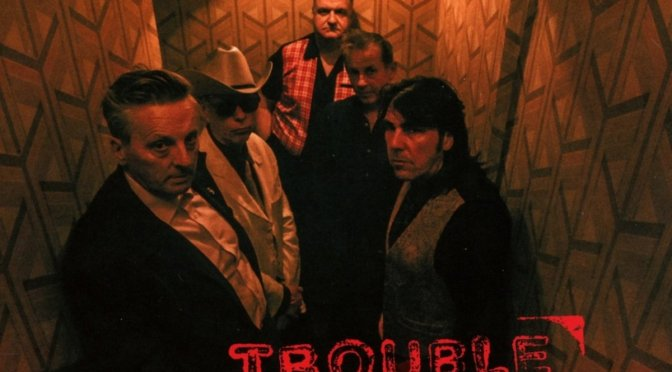 The Trouble Pilgrims: Dark Shadows and Rust
