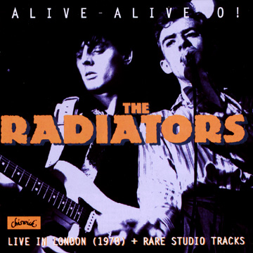 The Radiators (from Space) – The best band you've never heard of.