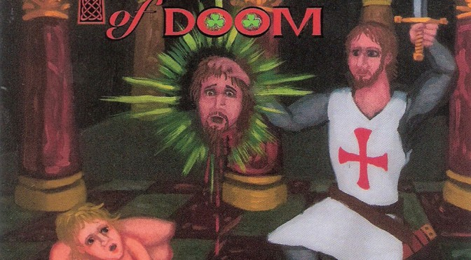 The Templars of Doom: Bring Me the Head of John the Baptist
