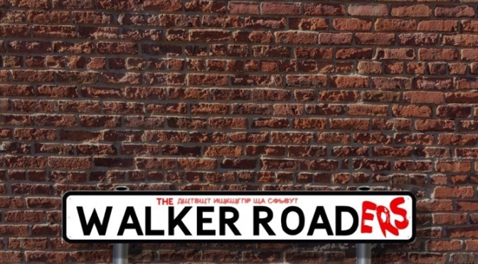 The Walker Roaders: THE WALKER ROADERS