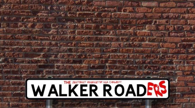 The Walker Roaders: THE WALKER ROADERS