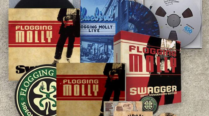 Flogging Molly: Swagger 20th Anniversary Edition