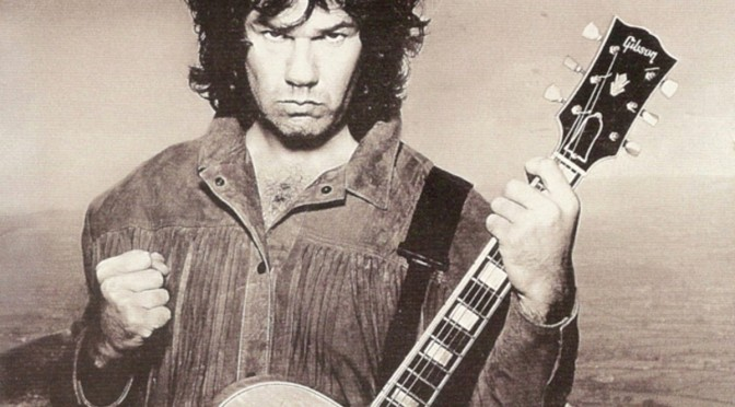 Gary Moore: New Celtic-rock (possibly)